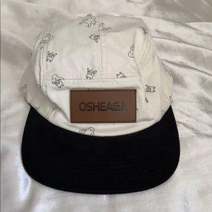 Osheaga Five Panel Canvas Hat